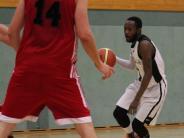 Basketball: Der Gegner ist eine Nummer zu groß
