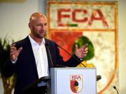 FC Augsburg: Klaus Hofmann - der emotionale Fußball-Chef