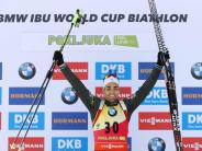 Biathlon heute: Schempp Fünfter bei Fourcade-Sieg