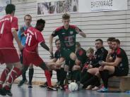 """Futsal: Utting stellt den """"Großen"""" ein Bein"""