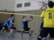 Volleyball: Inchenhofen arbeitet sich nach oben