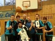 Volleyball, Bayernliga: Da macht die Pause Spaß
