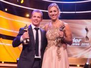 Sportler des Jahres: Sportler des Jahres 2016: Kerber, Hambüchen und Beachvolleyballerinnen