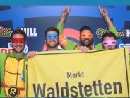 Weltmeisterschaft: Als Schildkröten im Zentrum des Dart-Wahnsinns