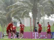FC Bayern: Bayern überwintern mit ihrem Abwehrchef in Katar