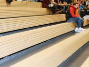 Hallenfußball, schwäbische Meisterschaft: Der Jubel hielt sich in Grenzen