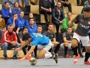 Futsal: Kollektives Straucheln