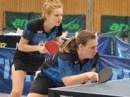 Tischtennis, 2. Bundesliga : Heißes Spiel in kalter Halle