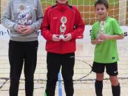 Jugendfußball: Die Jüngsten kicken mit großem Einsatz