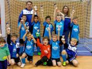 Futsal: Große Begeisterung, viele Tore