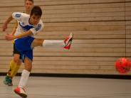 Futsal: Vier Turniertageundvier Heimsiege in Türkheim