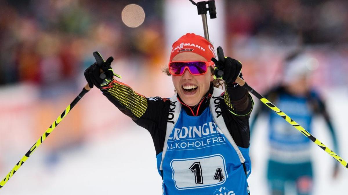 biathlon damen staffel heute