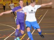 Hallenfußball, schwäbische Meisterschaft: Sie haben ganz Großes vor