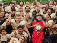 American Football: Entschlossenheit, Physis, Härte und viel Spaß