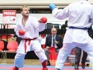 : Johannes Krefting 26 Jahre, Karate