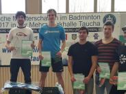 Badminton: Im Doppel meisterlich