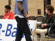 Basketball: Kangaroos gehen am Stock