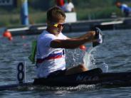 : Florian Egeler 18 Jahre, Kanu