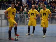 Futsal: Jagd auf den Titelverteidiger beginnt