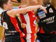 Basketball: Zwei-Tages-Trip zum Tabellenletzten