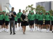 Von Kerber bis Djokovic: Die Favoriten der Australian Open