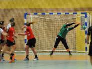 Handball: Landesliga Frauen: Gundelfingen siegt im 1. Spiel in 2017 klar