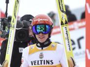 Vier Weltcups, drei Siege: Frenzel mit Doppelsieg in Val di Fiemme auf Rekordkurs