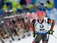 Biathlon heute: Dahlmeier kann Mäkäräinen nicht stoppen