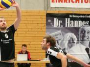 Volleyball: Für Friedberg beginnt die Rückrunde mit einem klaren Sieg
