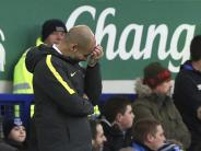 0:4 bei Everton: Fünfte Saisonniederlage für Man City und Guardiola