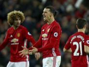 Ibrahimovic ärgert Klopp: Man United und Liverpool trennen sich 1:1
