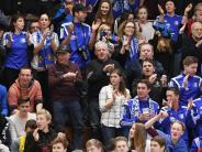 Futsal-Bezirksmeisterschaft: Vier Mal hat's gekracht