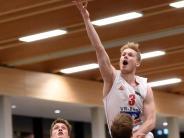 Basketball: Kangaroos strecken sich zur Decke