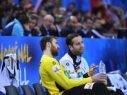 WM in Frankreich: Wolff stark, Drux verletzt: Handballer auf Kurs