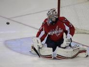 Neunter Sieg in Serie: NHL: Starker Goalie Grubauer führt Capitals zum Sieg