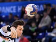 Drux fällt verletzt aus: Handballer können für ganze WM auf Gensheimer zählen