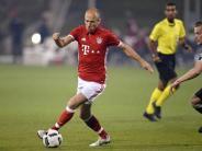 FC Bayern: Vertragsverlängerung bis 2018: Robben verschafft den Bayern Zeit