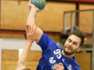 Handball: Kissinger trotzen Gegner einen Punkt ab
