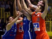Basketball: Im Derby erfolgreich zugepackt