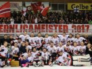 Eishockey: Die Sehnsucht ist gestillt