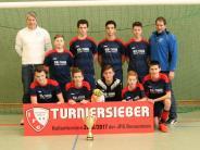 Hallenfußball: JFG Neuburg verspielt Turniersieg