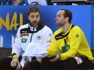 Heinevetter oder Wolff?: Handballer rotieren auch im dritten WM-Spiel