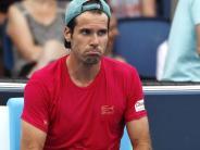 30 Grad Hitze: Haas gibt in Melbourne in Runde eins auf - Petkovic siegt