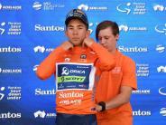 Verkürzung wegen Hitze: Ewan gewinnt in Australien erste Etappe