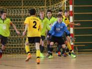 Futsal: Der Favorit gibt sich keine Blöße