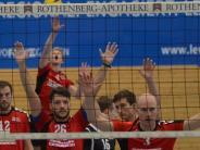 Volleyball Regionalliga: Friedbergs Zweite verliert knapp