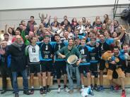 Volleyball: Spitzenleistung im Spitzenspiel