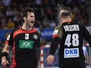 Glandorf kommt zur WM: DHB-Auswahl wahrt weiße Weste - 31:25 gegen Weißrussland