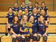 Volleyball: Masse und Klasse gleichermaßen