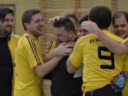 Futsal: Waldstetten nutzt die Gunst der Stunde